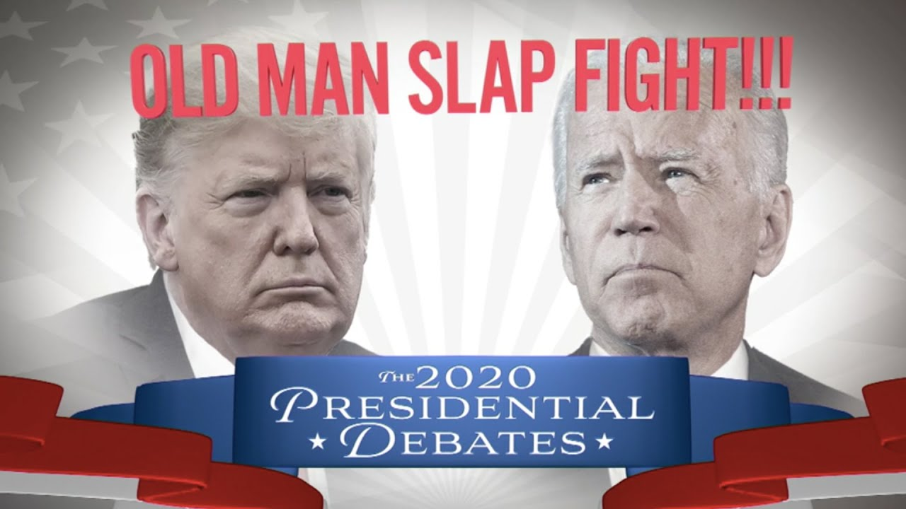 Who's Ready For An Old Man Slap Fight?