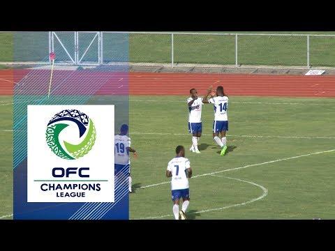 2019 OFC CHAMPIONS LEAGUE | GROUP B | Highlights | Morobe Wawens FC v Lautoka FC