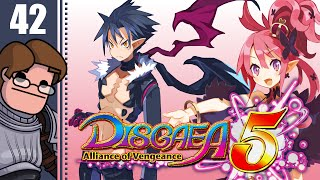 Let's Play Disgaea 5: Alliance of Vengeance Part 42 - Zodiac Airframe