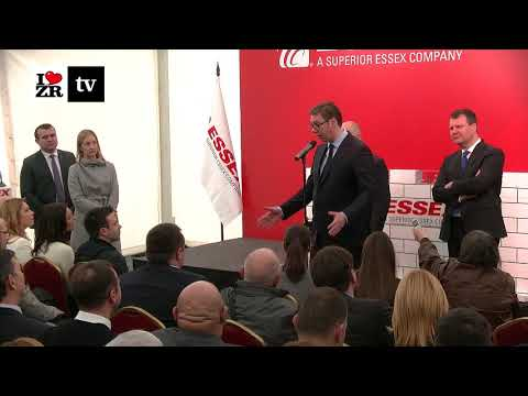Predsednik Aleksandar Vučić o inicijativi za promenu imena grada Zrenjanina