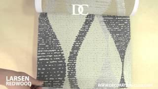 видео Ткани для штор Zimmer+Rohde
