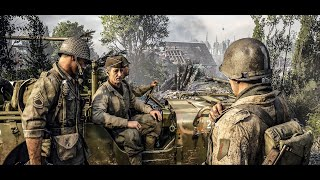 1st Infantry Division in Operation Cobra - Call of Duty - 4k