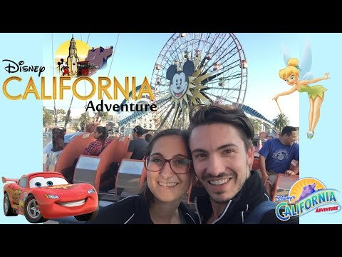 How to do ALL of Disney California Adventure in ONE DAY!