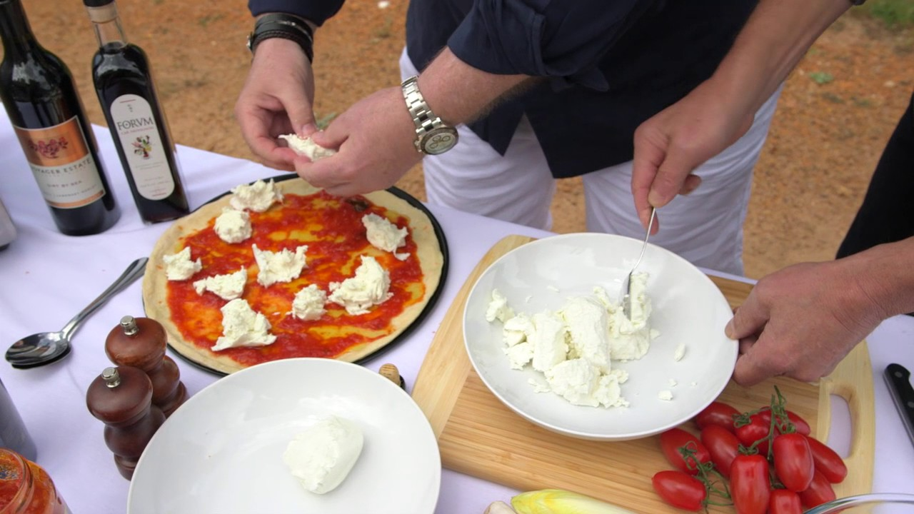 Making Pizzas With Breville Smart Pro Oven The Good Guys YouTube - Cuisine pro 27