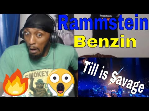 American Reacts To Rammstein - Benzin (Live from Madison Square Garden)