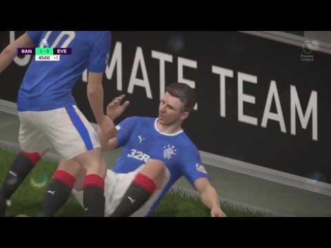 Rangers IN THE PREMIER league WITH SAMUEL #3