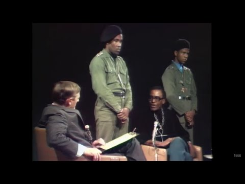 Firing Line with William F. Buckley Jr.: The Republic of New Africa