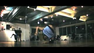 b-boy Juju handhops Practice 08-09