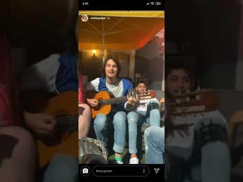 Turkish Rockstar :  Reynmen, Efe Uygaç, Mero, Uberkuloz 🎥 By: Mehtap Algül