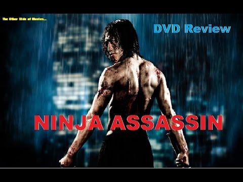 """DVD Review - """"Ninja Assassin"""""""