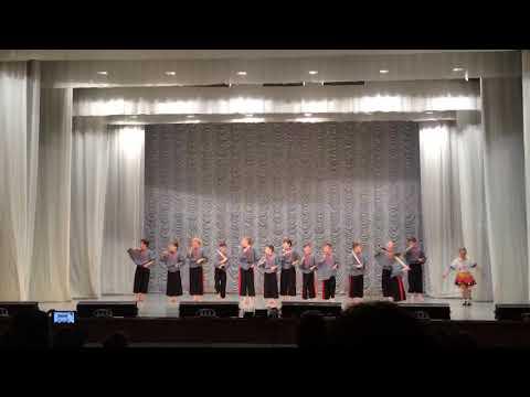 Ансамбль танца Улыбка Дет филармония Екатеринбург 2017г