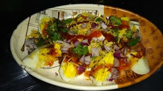 CHATPATE ANDE |quick and tasty recipe |
