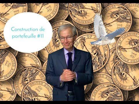 Création de portefeuille n°11