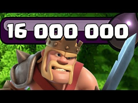 16 MILLION DARK ELIXIR!  TH11 Farm to Max | Clash of Clans