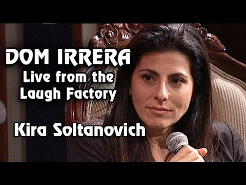 Dom Irrera Live from The Laugh Factory with Kira Soltanovich (Comedy Podcast)
