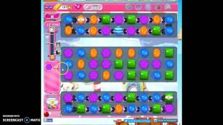 Candy Crush Level 883 help w/audio tips, hints, tricks