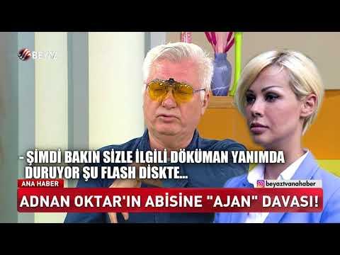 Ceylan Özgül'den, Adnan Oktar'ın abisine ''Casus'' davası