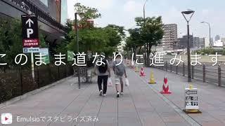 京セラドーム大阪へJR大正駅からのアクセス/Blogでも解説してます。