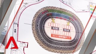 Tokyo 2020: A look at the Olympic venues under construction