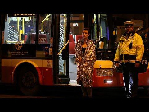 Praga: Incêndio em hotel faz 4 mortos