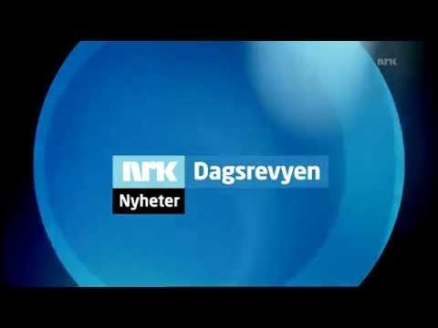 NRK Nyheter - Dagsrevyen Intro (2007 - 2015)