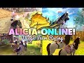 Alicia Online Magic Team Racing Commentary Gameplay