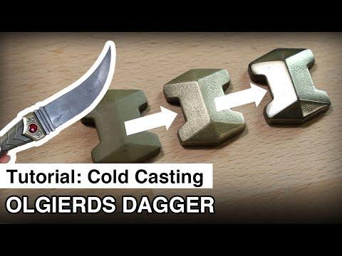 Cold Casting Magic: Olgierds Dagger