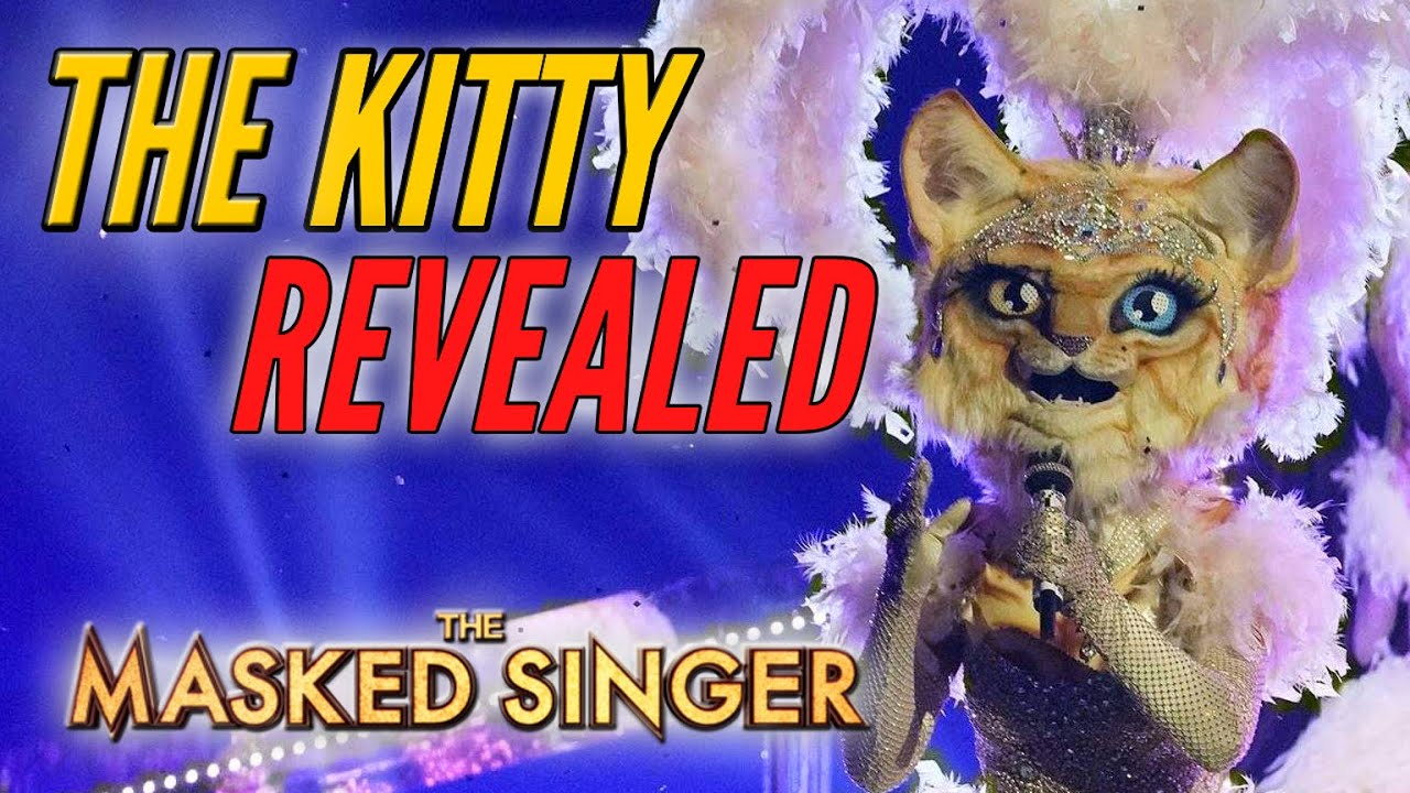 'The Masked Singer' spoilers: The Kitty is