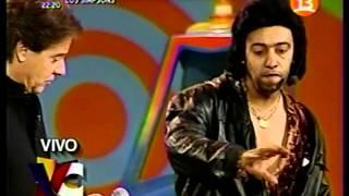 """Retrozapping: """"El Malo"""" en """"Venga Conmigo"""" (Junio 1999)"""