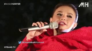 Video ROSSA - Tegar medley Ayat-Ayat Cinta (eksklusif clip) download MP3, 3GP, MP4, WEBM, AVI, FLV November 2018
