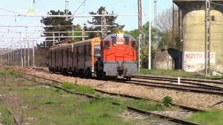 TRASLADO EQUIPO FESUR UT-440 126 | MONTEAGUILA / SAN CARLOS