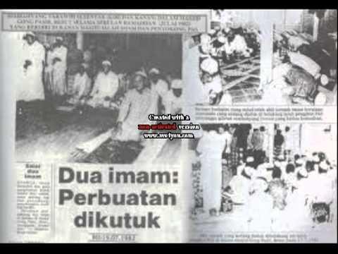 Image result for kesan amanat haji hadi