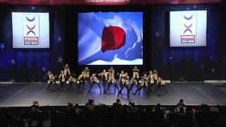 Team Japan [Team Cheer Hip Hop Semis - 2017 ICU World Cheerleading Championship]