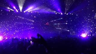 David Guetta - Without You ft. Usher Live in Hong Kong 2013 [HD]