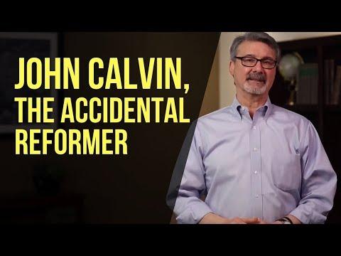 John Calvin, The Accidental Reformer