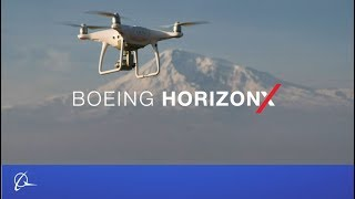 The Boeing Horizonx India Innovation Challenge - Huviair