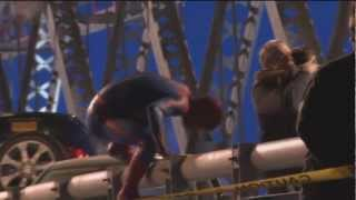 Rite of Passage - Spidey Goes West: Production - Los Angeles