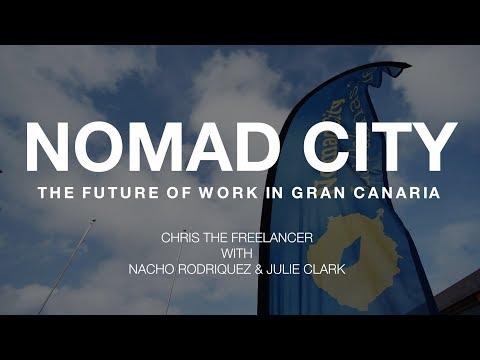 NOMAD CITY: The Future of Work in Las Palmas de Gran Canaria