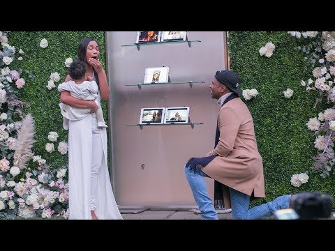 THE BEST PROPOSAL OF ALL TIME!!! (Very Emotional)