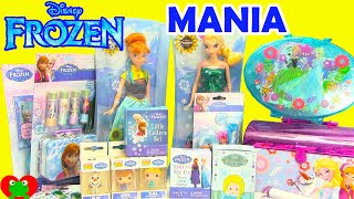 Disney Frozen Mania with Elsa and Anna