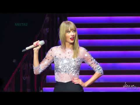 Brave - Taylor Swift and Sara Bareilles - Red Tour - Multi-Cam - August 19, 2013