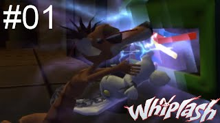 Let's Play Whiplash Part 01: Unleashed animals