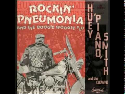 Huey Piano Smith - Rockin' Pneumonia and the Boogie Woogie Flu