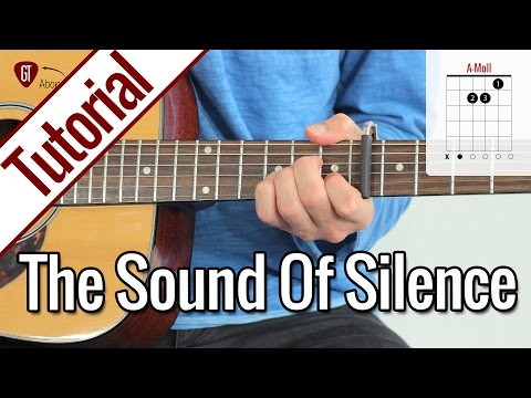 The Sound Of Silence Ukulele Chords Simon Garfunkel Khmer Chords