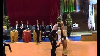 Domenico Visconti e Jennifer Dentale - Jive 1° parte - 16/10/2011.MP4
