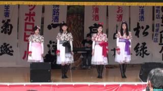 2011年5月5日弘前さくら祭りでのライブ。4曲目(ラスト)です。「トレ...