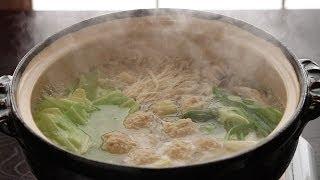 詳しいレシピはこちら→http://marron-dietrecipe.com/nabe/nabe_mizutak...