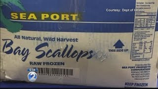 Recall issued after scallops linked to hepatitis A also shipped to California, Nevada