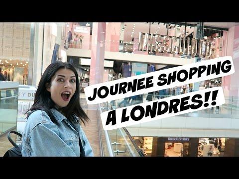 Shopping dans la boutique MISSGUIDED à Londres!!!