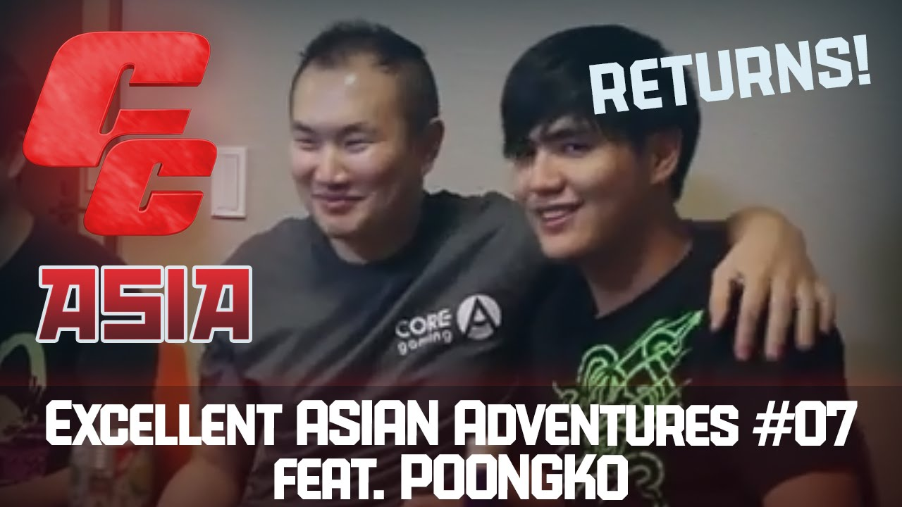 Cross Counter ASIA: Excellent ASIAN Adventures #07 ft. Poongko, Zhi, RZR|Xian, & RZR|Infiltration